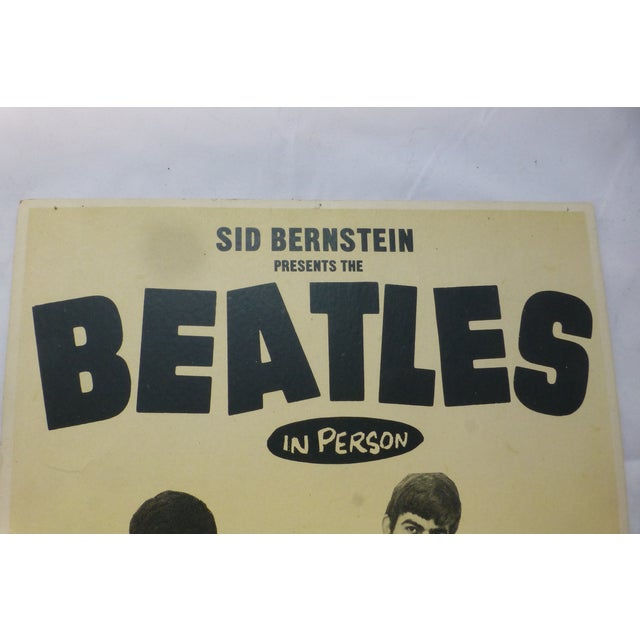 Reproduction Beatles Lobby Card Poster - Image 3 of 7