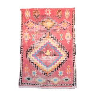 """Boujad Vintage Moroccan Rug -- 5'11"""" x 8'2"""""""