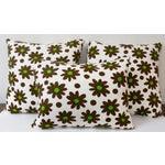 Image of 1970's Pop Art Pillows - Set of 3