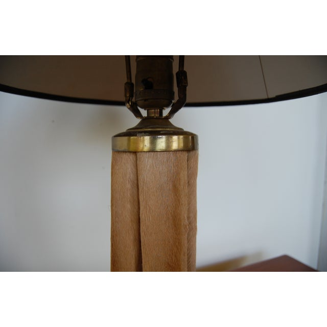 White Tail Deer Taxidermy Lamp - Image 4 of 8