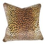 Image of Clarence House Kalahari Velvet Pillows - A Pair