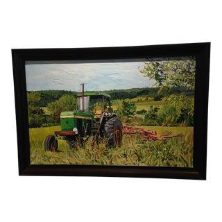 """Rented Field"" Original Painting"