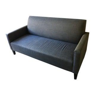 Classic Crate and Barrel Sofa