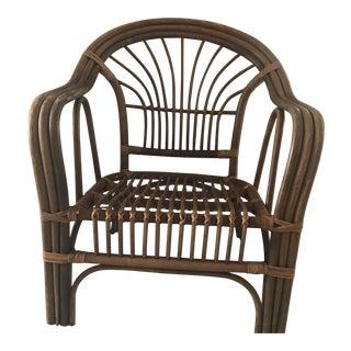 Bamboo Sunroom Chair