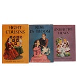 Image of Louisa May Alcott Vintage Books - Set of 6