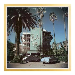 1957 Slim Aarons Beverly Hills Hotel Photograph Framed Print