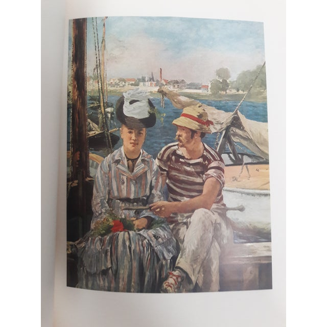 French Impressionists Art Book With Prints - Image 3 of 6