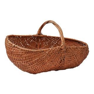 Woven American Buttocks Basket