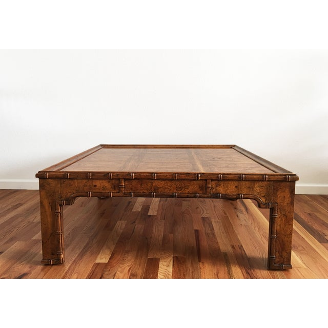 Drexel Heritage Vintage Coffee Table Chairish
