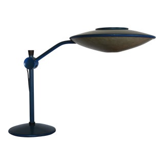 Dazor Flying Saucer Lamp