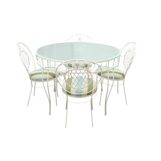 French Cafe Bistro Set