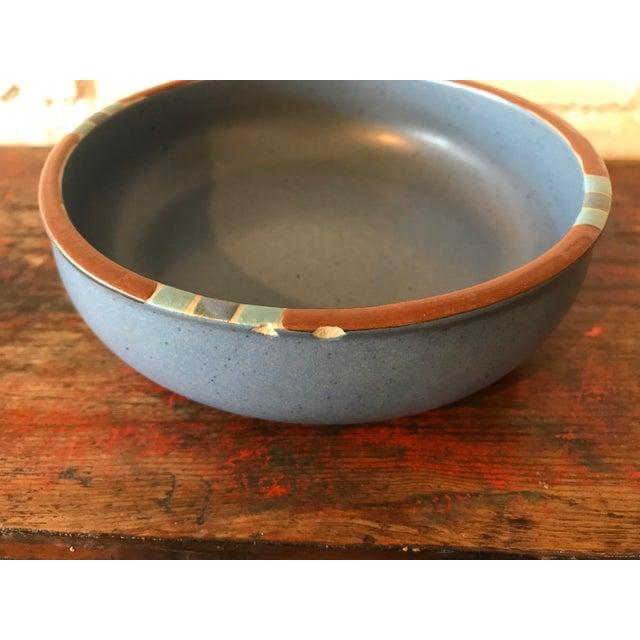 Dansk Mesa Blue Cereal Bowls - Set of 4 - Image 4 of 6