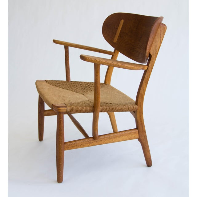 Hans Wegner Occasional Chair - Image 7 of 9