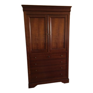 Vintage used armoires chairish - Grange louis philippe bedroom furniture ...