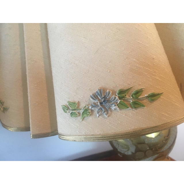 Mid-Century Hollywood Regency Gilt Lamps - A pair - Image 5 of 11