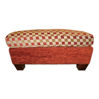 Barbara Barry for Baker Cocktail Ottoman