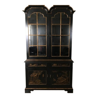 John Hall Designs Chinese Chippendale Cupboard