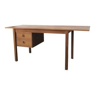Arnie Vodder Style Mid-Century Teak Desk
