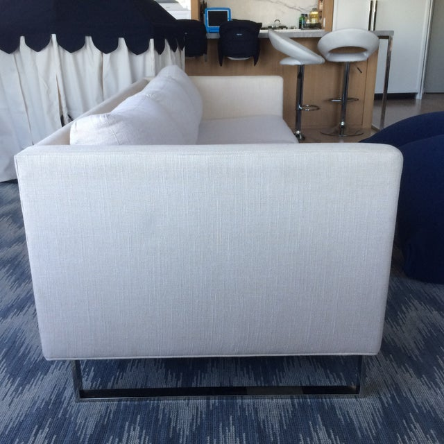 DWR Milo Baugman Goodland Modern Sofa - Image 5 of 5