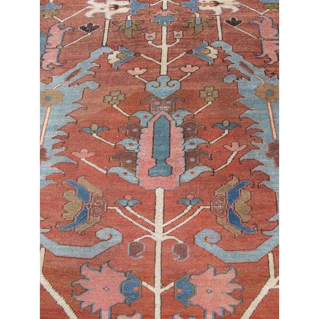 Serapi (Heriz) Carpet - Image 2 of 5