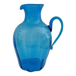 Vintage Blenko Glass Vase