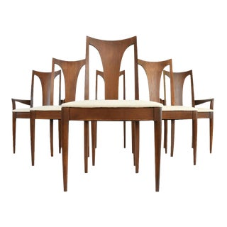 Mid-Century Broyhill Premiere Dining Chairs - Set of 6