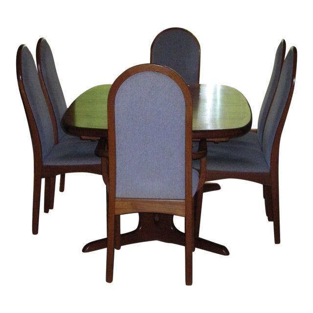 Svegards Markaryd Dining Set - Set of 7 - Image 1 of 7