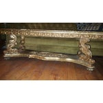 Image of Baroque Hollywood Regency Gold Coffee Table