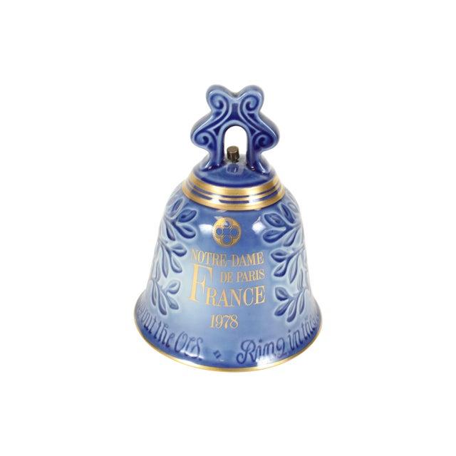 Image of Bing & Grondahl Paris 1978 Annual Porcelain Bell
