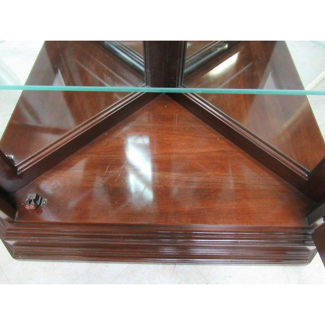 Ethan Allen Tuscany Conference Banquet Dining Room Table - Image 7 of 10