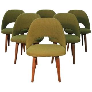 Eero Saarinen for Knoll Executive Side Chairs - Set of 6