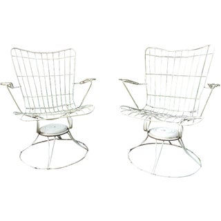 Homecrest Patio Chairs - A Pair