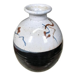 Vintage Handmade Pottery Vase