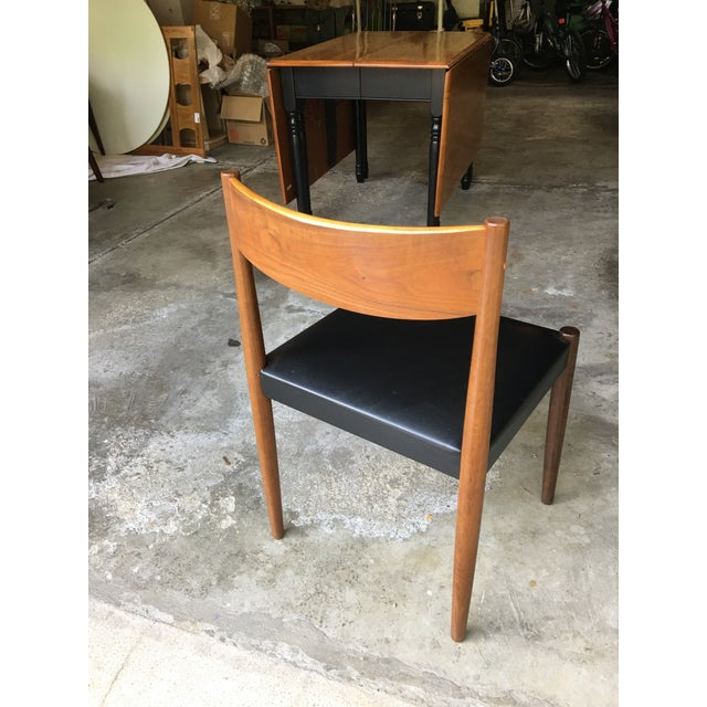 Danish Modern Side Chair - Image 5 of 5