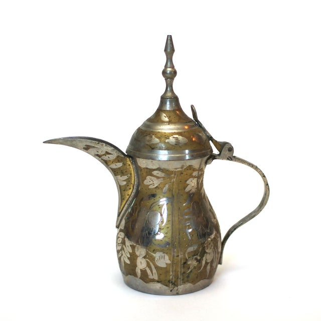 Vintage Middle Eastern Teapot - Image 3 of 6