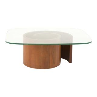 Vladimir Kagan Snail Coffee Table