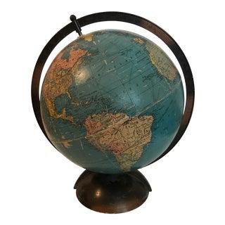 Vintage C.1964 Repogle Globe
