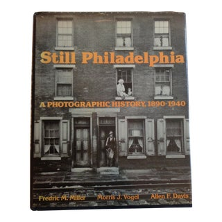 Vintage Philadelphia Photography Book