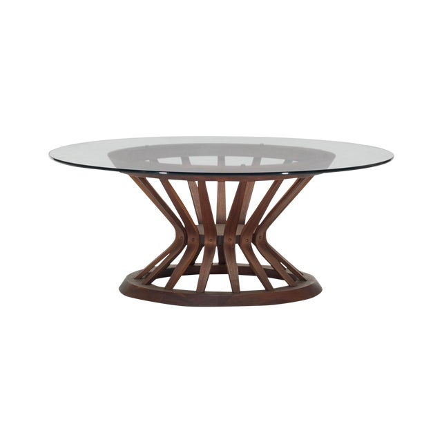 1950's Edward Wormley Sheaf of Wheat Coffee Table - Image 1 of 4