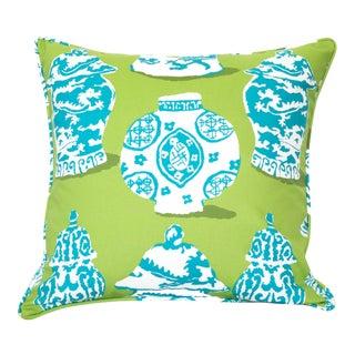 Dana Gibson Ginger Jar Pillow