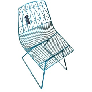 Bend Goods Blue Lucy Side Chair