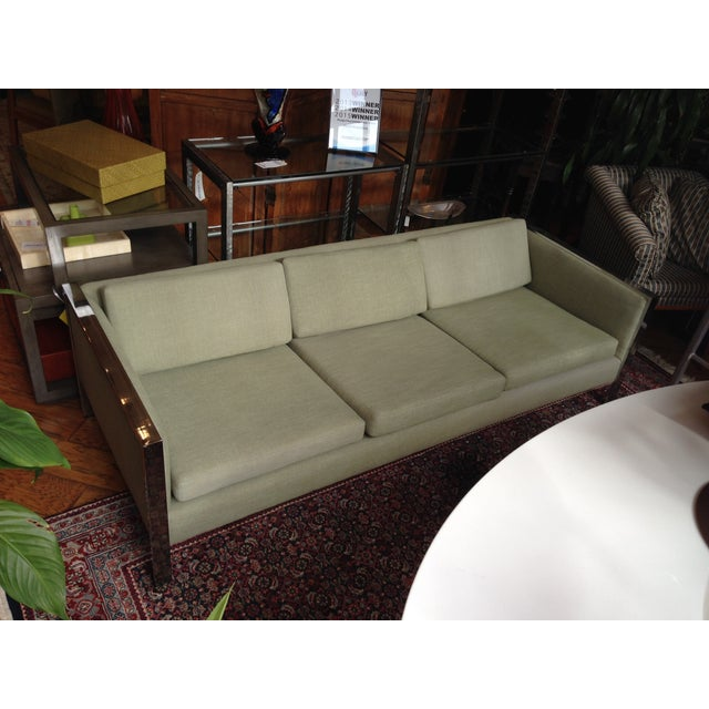 Mid-Century Milo Baughman Sofa - Image 3 of 11