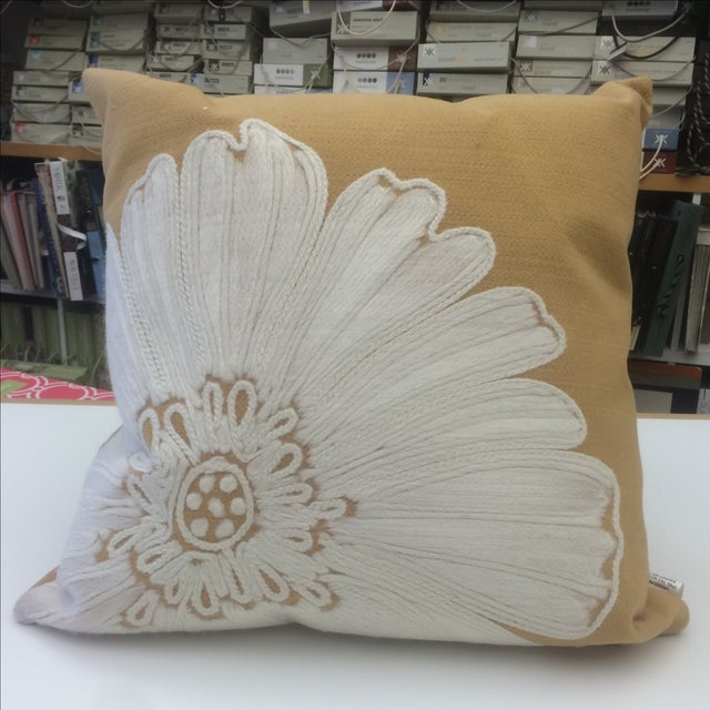 Liore Manne Indoor/Outdoor Rose Pillow - Image 2 of 5
