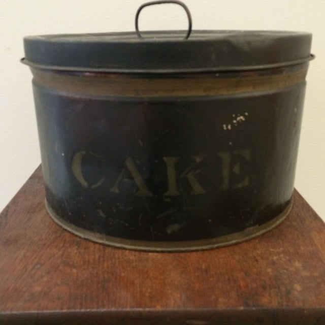 Vintage Cake Tin - Image 2 of 6