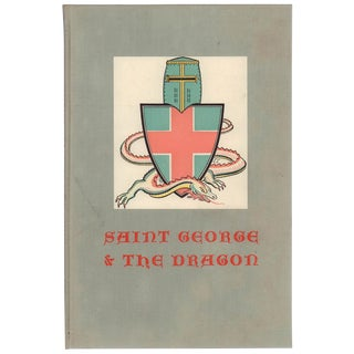 'George & The Dragon' Ltd. Edition Book by William H. H. Kingston