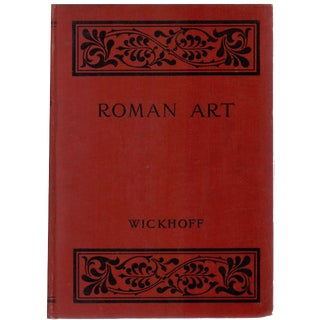 Principles of Roman Art Book