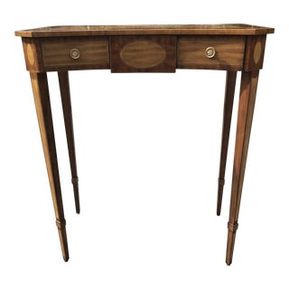 Maitland-Smith Wooden Console Table