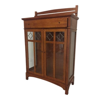 Lexington China & Display Cabinet