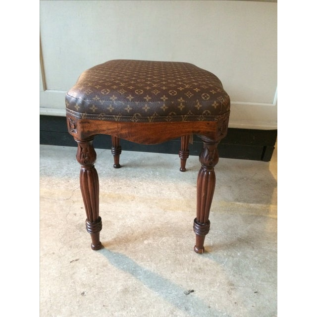 Louis Vuitton French Stool - Image 3 of 4