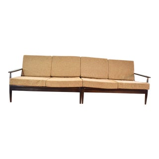 Baumritter Mid-Century Sectional Sofa